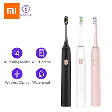 <b>SOOCAS X3</b> Sonic <b>Toothbrush Electric</b> for Xiaomi Mijia Ultrasonic ...