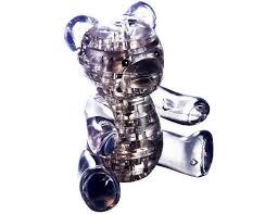 Головоломка <b>Мишка</b> 90114 <b>Crystal Puzzle</b> - купить Головоломка ...