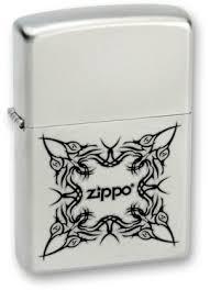 <b>Зажигалка Zippo Tattoo Design 205</b> на ZIPPO-RUSSIA.RU