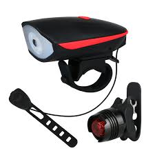 TSV Super Bright <b>Bicycle Light</b> Set - <b>USB Rechargeable Bike</b> ...