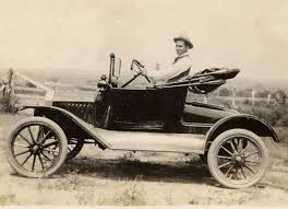 Henry Ford and the first car