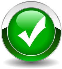 Bildergebnis für google grüner haken logo
