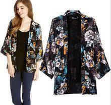 <b>Boho</b> Floral Long <b>Kimono</b> in 2019 | Fashion <b>Kimonos</b> For All ...