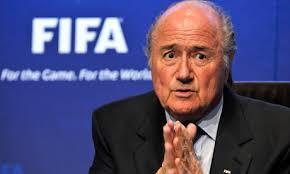 Sepp Blatter, the Fifa president, has had a change of heart over the issue of goalline technology following England's phantom goal. - Sepp-blatter-006