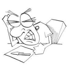 Struggling to start writing