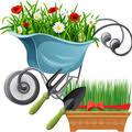 <b>Фигуры садовые</b>, декор - купить в Волгограде недорого