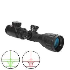 LIGHTELF Optics Riflescope Rogue Snipe ... - Amazon.com