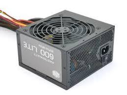 Тест и обзор: Cooler Master MasterWatt Lite <b>600W</b> – хороший <b>блок</b> ...