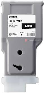 <b>Картридж Canon PFI</b>-<b>207 MBK</b> (matte black), 300 мл <b>8788B001</b> ...