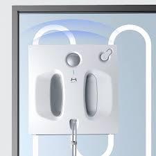 Купить <b>Робот</b>-мойщик окон <b>Xiaomi Hutt</b> W66 White (Белый ...