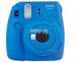 <b>Фотоаппарат Fujifilm Instax Mini</b> 9 Cobalt Blue
