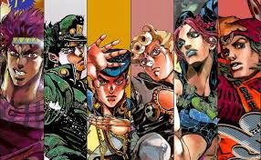 <b>One Piece meets</b> JoJo's Bizarre Adventure in this very funny picture ...