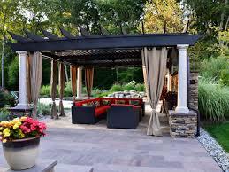 garden furniture patio uamp: bring the indoors outdoors ci marc nissim backyard contemporary pergola sxjpgrendhgtvcom