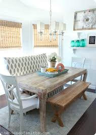 banquette bench