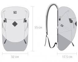 Купить синий <b>рюкзак</b> XiaoMi <b>90 Points Hike</b> Basic 2095 в городе ...