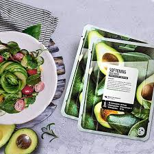 <b>Superfood Salad for Skin</b> Natural Korean Skincare Set of 7 Sheet ...