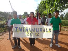 san rafael national and vocational high school a sight to behold the san rafael national and vocational hugh school celebrated the school intramurals last septe mber 5 6 2012 which aims to motivate the students to