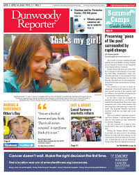 dunwoody reporter by reporter newspapers issuu