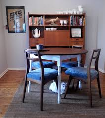 Stripping Dining Room Table Librarian Tells All Kitchen Table Makeover Stripping And