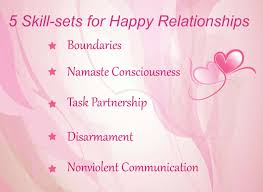 skill sets to nourish your relationships imagine yourself happy