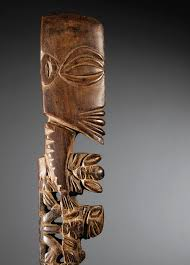 staff god rarotonga cook islands late th early th century scroll down for english translation of virginia lee webb s essay staff god rarotonga cook islands central polynesia late to early century c e wood