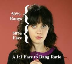 The <b>Golden Ratio</b> | <b>Hipster</b> hairstyles, Perfect bangs, Cool hairstyles