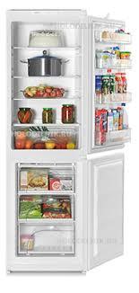 Встраиваемый <b>двухкамерный холодильник ATLANT ХМ</b> 4307-000