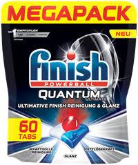 Средство <b>д</b>/<b>ПММ FINISH</b> Quantum Ultimate <b>таблетки</b> – купить в ...