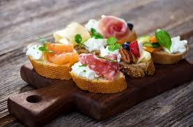 54 <b>quick</b> and easy canapes | GoodtoKnow