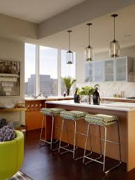 unique foamy barstools also corner breathtaking modern kitchen lighting