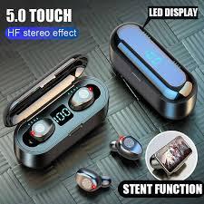 <b>H&A</b> G9 TWS <b>Headphones</b> Touch Wireless Bluetooth 5.0 ...
