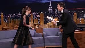 Watch The Tonight Show Starring Jimmy Fallon Highlight: Felicity ...