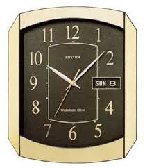 <b>Настенные часы Rhythm CFH102NR18</b>. Купить выгодно ...