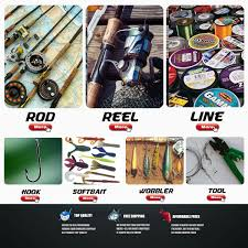 Badgerking Fishing Tackle Store - Small Orders Online Store, Hot ...