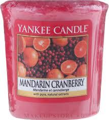 """<b>Ароматическая свеча</b> """"Мандарин и клюква"""" - Yankee Candle ..."""