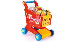 <b>Игровой набор</b> тележка с продуктами <b>Dolu</b> - купить Игровой ...