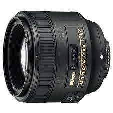Купить <b>Объектив</b> премиум Nikon AF-S <b>NIKKOR 85mm f/1.8G</b> в ...