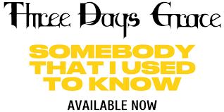 <b>Three Days Grace</b>