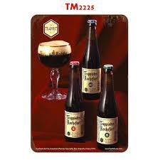 1pc <b>Retro Metal Beer Tin</b> Sign for Jupiler Vedett <b>Beer Vintage</b> Poster ...