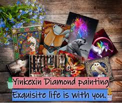 "<b>Full Round Drill</b> 5D DIY Diamond Painting ""Forest elephants"" <b>3D</b> ..."