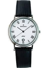 <b>Часы Romanson TL0162SMW</b>(<b>WH</b>) - купить мужские наручные ...