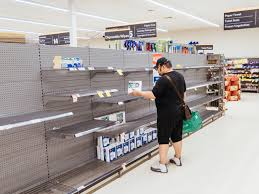 Here's why people are panic buying and stockpiling <b>toilet paper</b>