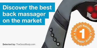 Discover The Best <b>Back Massager</b> For Pain Relief In 2020
