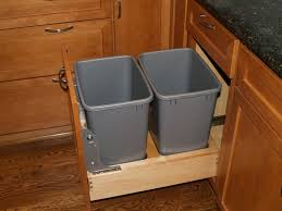 Kitchen Cabinet Garbage Drawer Similiar Pull Out Cabinet Trash And Recycle Keywords