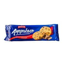 "<b>Печенье Кухмастер</b> ""<b>Американо</b>"" с кусочками шоколада ..."