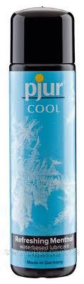 <b>Бодрящий лубрикант Pjur</b>® <b>Cool</b> на водной основе - 100 ml, цена ...