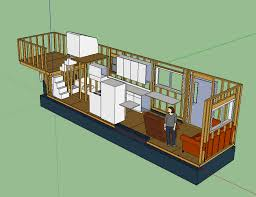 tiny house on wheels floor plans trailer  effective  and    tiny house on wheels floor plans trailer  effective  and comfortable  fifth wheel or