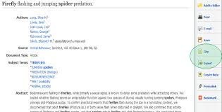avoiding plagiarism mla citation style spider book in firefly