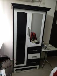 <b>wardrobe</b> with multiple <b>compartments</b> provided - Picture of OYO ...