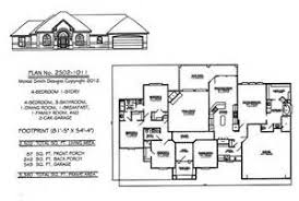 Luxury four bedroom one story house planswonderful plans for bedroom house    bedroom one story house